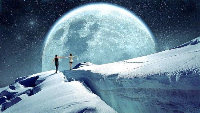 volle maan equinox